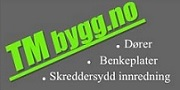 Logo T.M Bygg AS